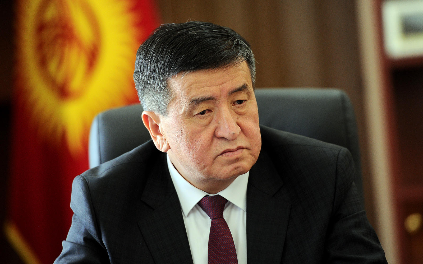 President: Kyrgyzstan adheres to and fulfills all the values found in the Universal Declaration of Human Rights