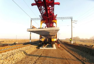 Kazakhstan Railways opens tender for construction materials