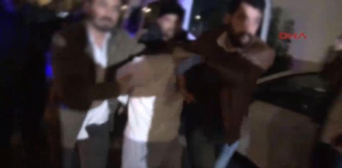 İstanbulda 39 nəfəri öldürən terrorçu belə tutuldu (FOTO/VİDEO) - Gallery Image
