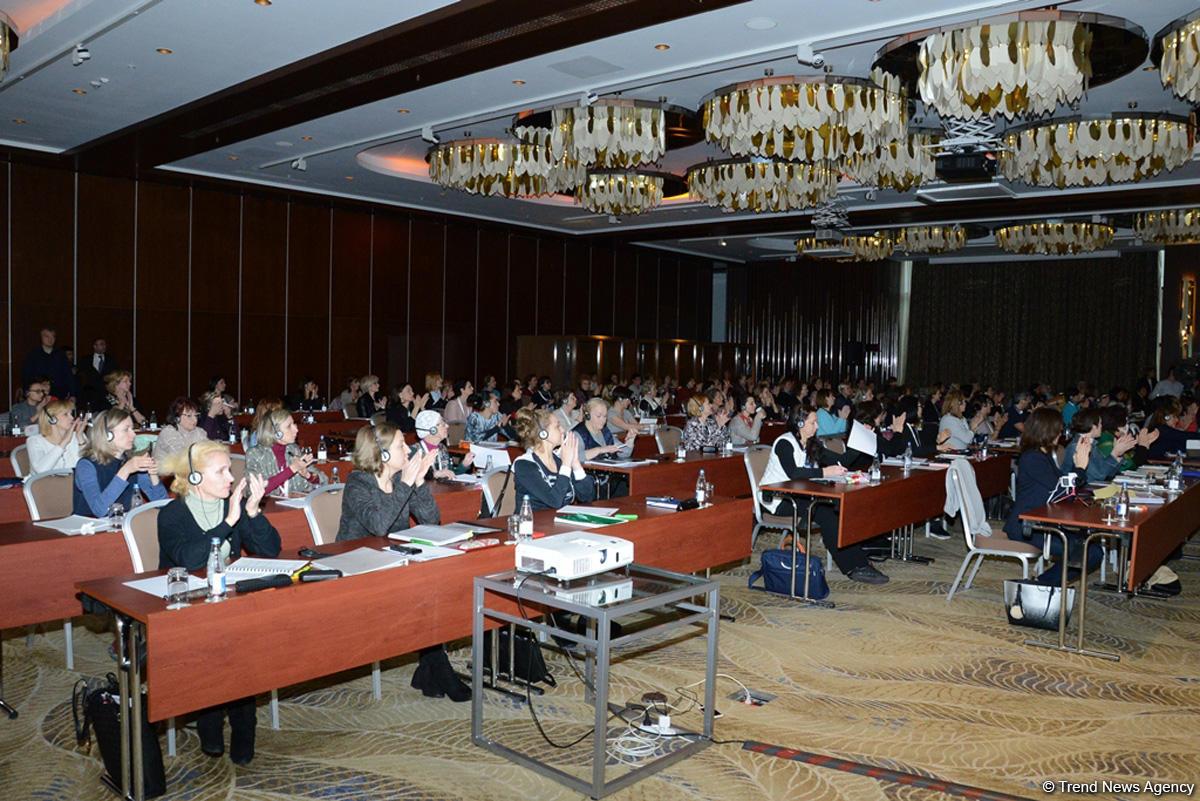 В Баку стартовали Межконтинентальные судейские курсы FIG  (ФОТО) - Gallery Image