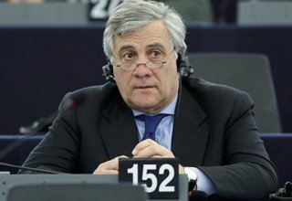 Shultz: Italy's Antonio Tajani elected new president of European Parliament
