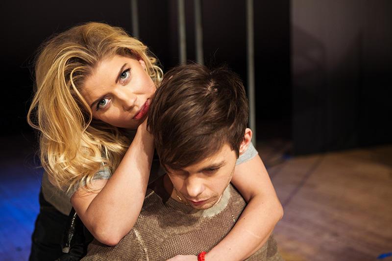 Эксклюзивные фото Насти Задорожной  перед премьерой в Баку  (ФОТО) - Gallery Image