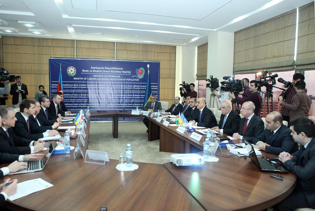Azerbaijan, Ukraine have big potential for co-op in social sphere (PHOTO) - Gallery Image