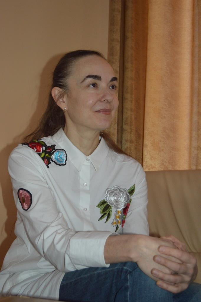 Считаю всех азербайджанцев безумно талантливыми людьми - Юлия Рубина (ФОТО) - Gallery Image