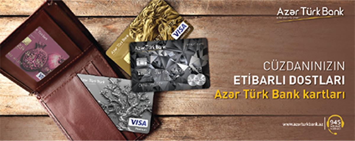 Great news for customers of Azer Turk Bank! - Gallery Image