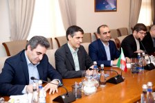 Railway linking Azerbaijan, Iran to be commissioned in March (PHOTO) - Gallery Thumbnail