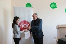 Nar awards students of Azerbaijan Technical University  (PHOTO) - Gallery Thumbnail