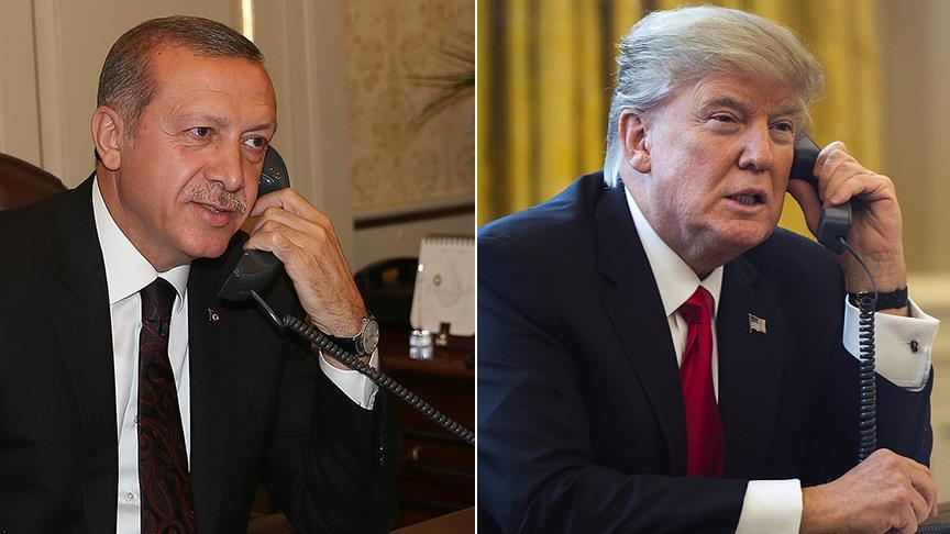 Trump confirms meeting with Erdogan on November 13