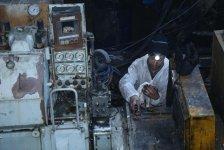 В Азербайджане модернизируют паромное судно (ФОТО) - Gallery Thumbnail