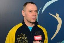 FIG Baku World Cup important for Kazakh team - senior coach (PHOTO) - Gallery Thumbnail