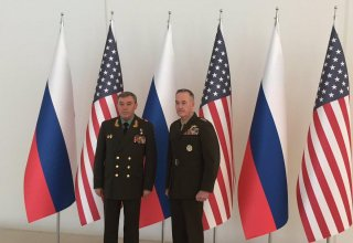 Chiefs of US, Russia general staffs agree to work to reduce tensions