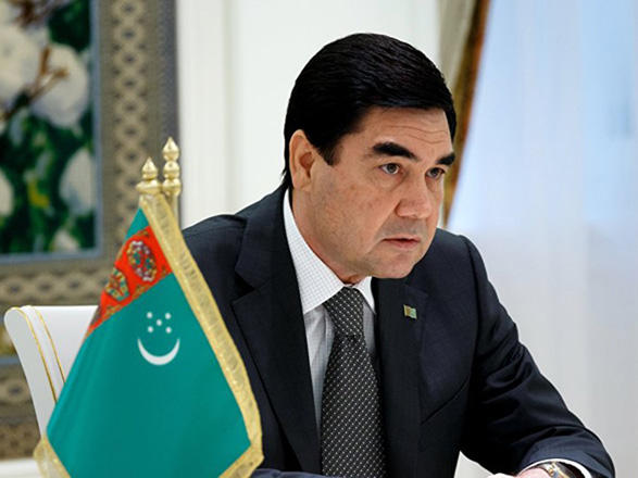 President of Turkmenistan: construction of TAPI swiftly underway