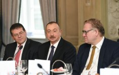 Ilham Aliyev attends roundtable of Munich Security Conference  (PHOTO) - Gallery Thumbnail