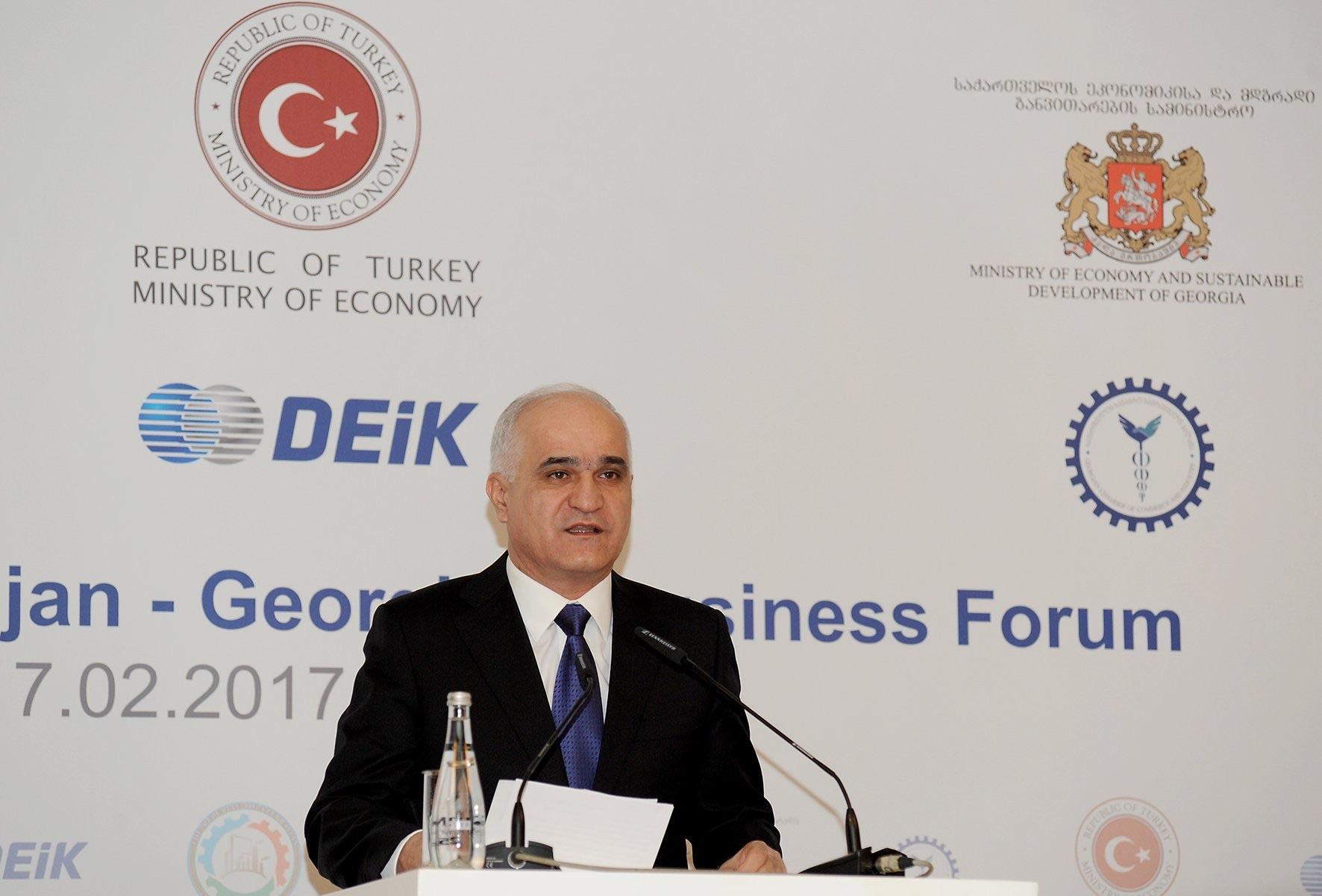 Armenia to be away from regional co-op as long as it occupies Azerbaijani lands