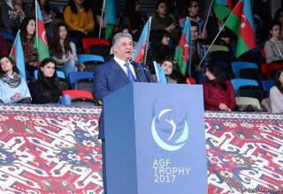 Minister: FIG World Cup in Baku to promote sports development