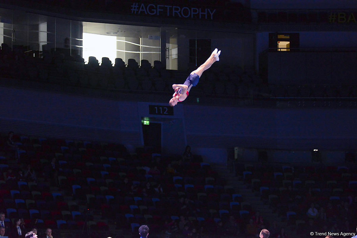 FIG World Cup qualifications in Baku (PHOTOS) - Gallery Image