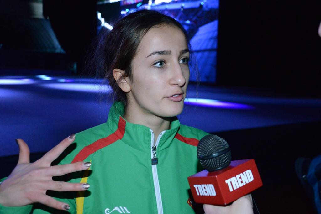Portuguese tumbling gymnast: Happy to win silver at Baku World Cup