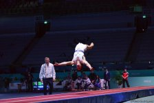 World Cup in Trampoline Gymnastics and Tumbling wraps up in Baku (PHOTOS) - Gallery Thumbnail