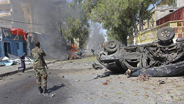 Somali'de intihar saldırısı: 8 ölü