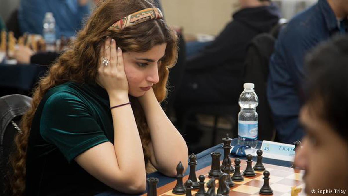 Iranian Chess Master Banned from Iran Team After Refusing