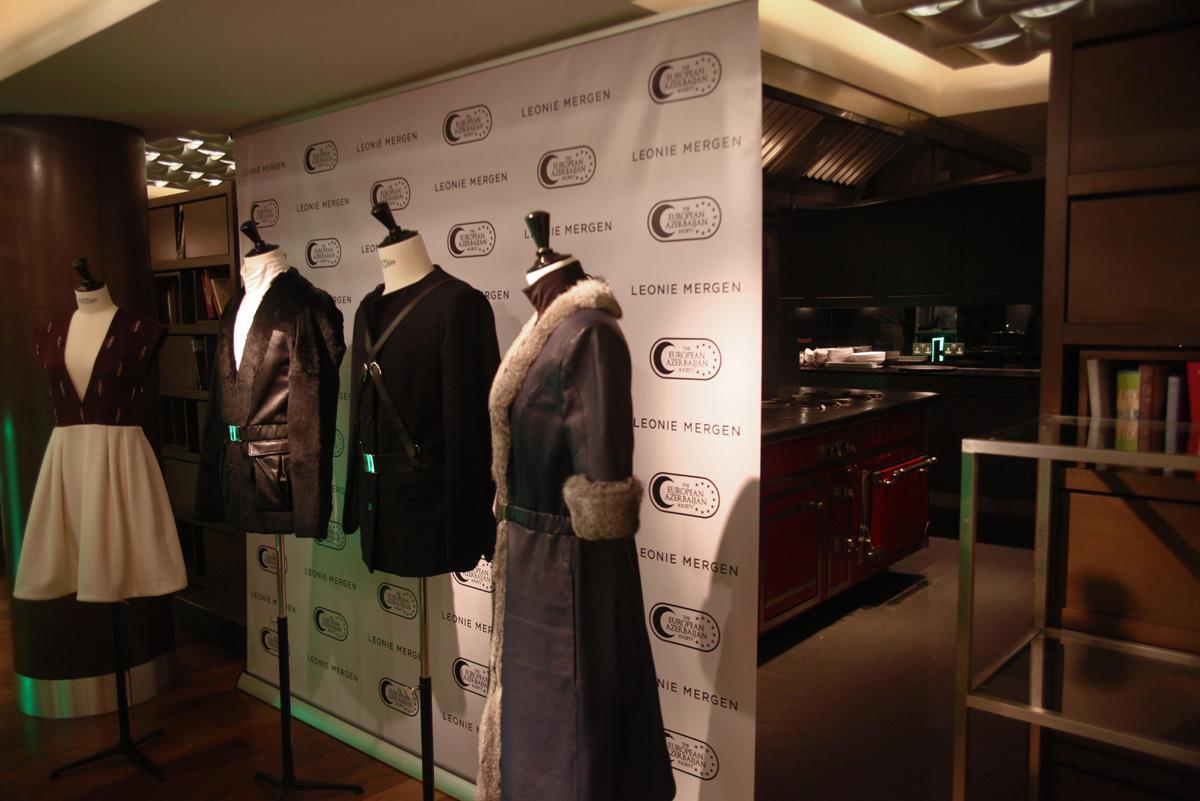 Leoni Mergenin Qarabağ Kolleksiyası London Moda Həftəsində  (FOTO) - Gallery Image