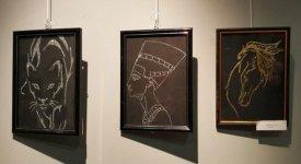 "Азербайджанские художники совершили ""Путешествие с Востока на Запад"" (ФОТО) - Gallery Thumbnail"