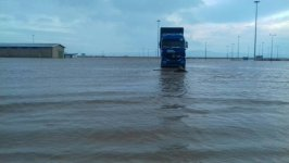 Iran's Dogharoon border crossing hit by flood (PHOTO) (VIDEO) - Gallery Thumbnail