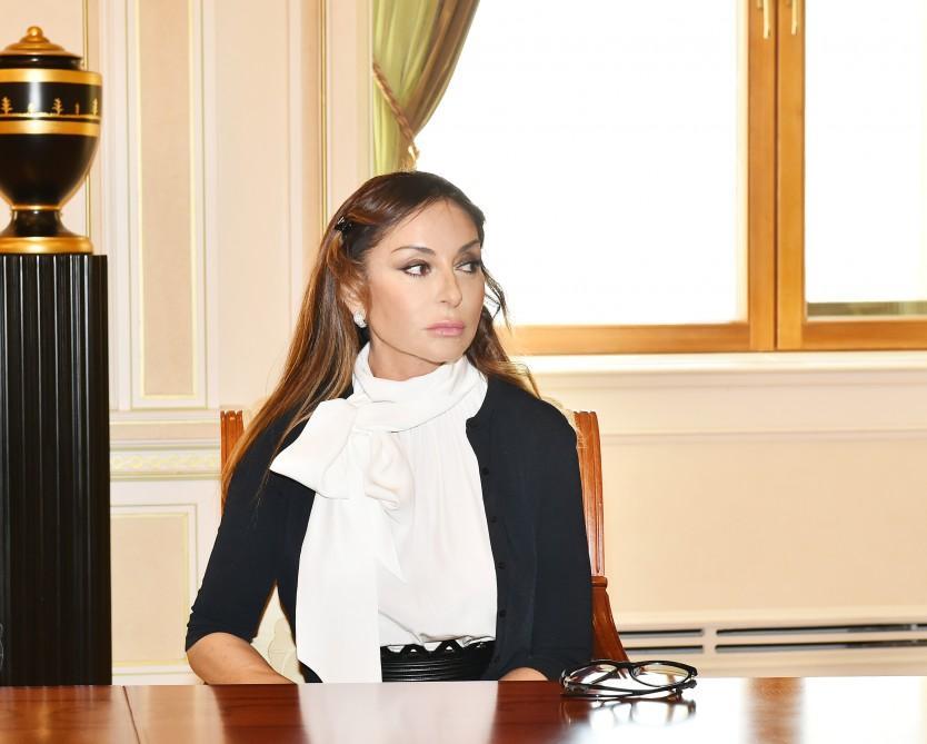 President: Mehriban Aliyeva plays important, active role in Azerbaijan's sociopolitical life (PHOTO) - Gallery Image