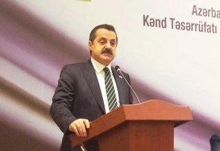 Объем торговли сельхозпродукцией между Азербайджаном и Турцией необходимо увеличить - министр