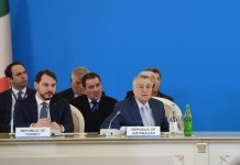 Ilham Aliyev: SGC – issue of energy security and energy security is national security of countries  (PHOTO) (UPDATE) - Gallery Thumbnail