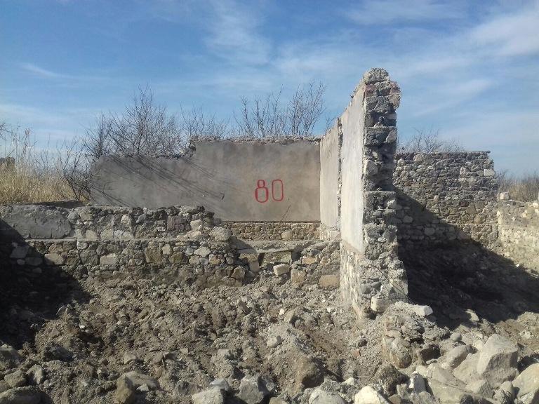 В освобожденном селе Джоджуг Марджанлы продолжается разминирование территорий (ФОТО) - Gallery Image