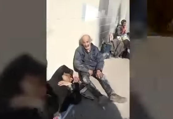 Criticism leveled at Iranian health system over homeless (VIDEO)