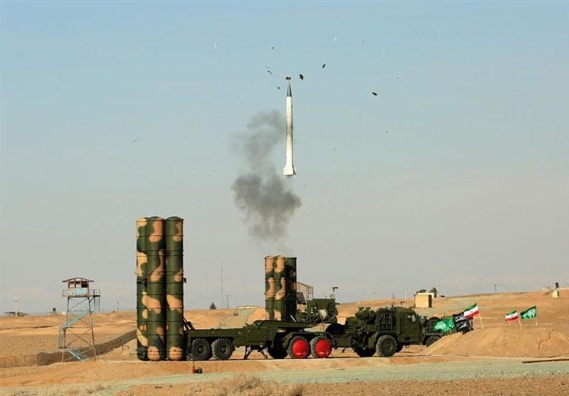 Iran test-fires S300 air-defense system (VIDEO)