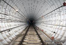 Ötən il metroda 122 min kv.m-dən çox tunel sahəsi korroziyadan təmizlənib (FOTO) - Gallery Thumbnail
