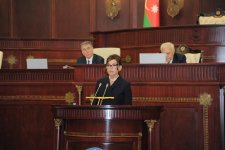 First VP Mehriban Aliyeva: It was great honor for me to be MP (PHOTO) - Gallery Thumbnail