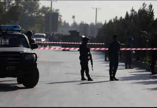 UN car explodes in Kabul, one killed, five wounded