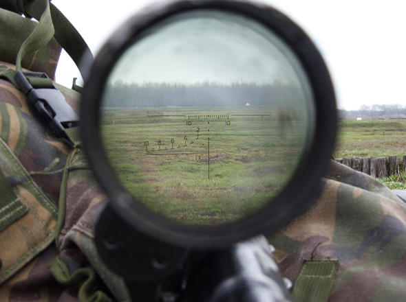 Russia to develop new sniper rifle for troops in 4 years