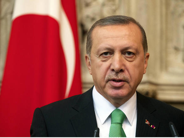 Erdogan: Turkish people expressed their will