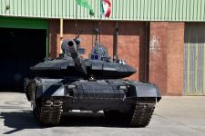 Iran unveils new home-made tank (PHOTO) - Gallery Thumbnail