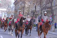 """Azerbaycan'da """"toprak çarşambası"""" kutlandı (Fotoğraf) - Gallery Thumbnail"""