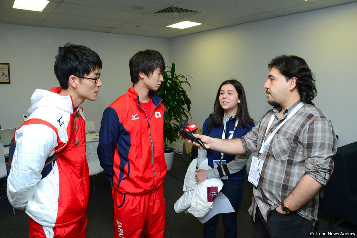 Japan coach: Conditions in National Gymnastics Arena beyond praise (PHOTO) - Gallery Image