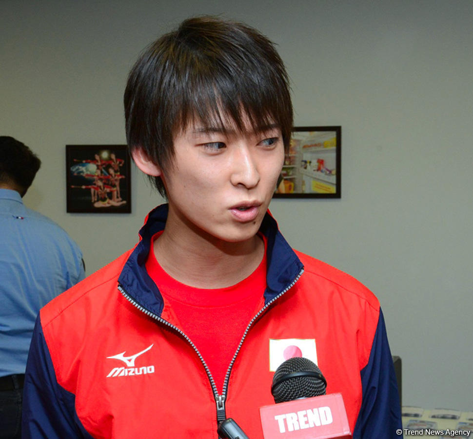 Japan coach: Conditions in National Gymnastics Arena beyond praise (PHOTO)