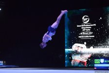 First day of FIG World Cup kicks off in Baku (PHOTO) - Gallery Thumbnail