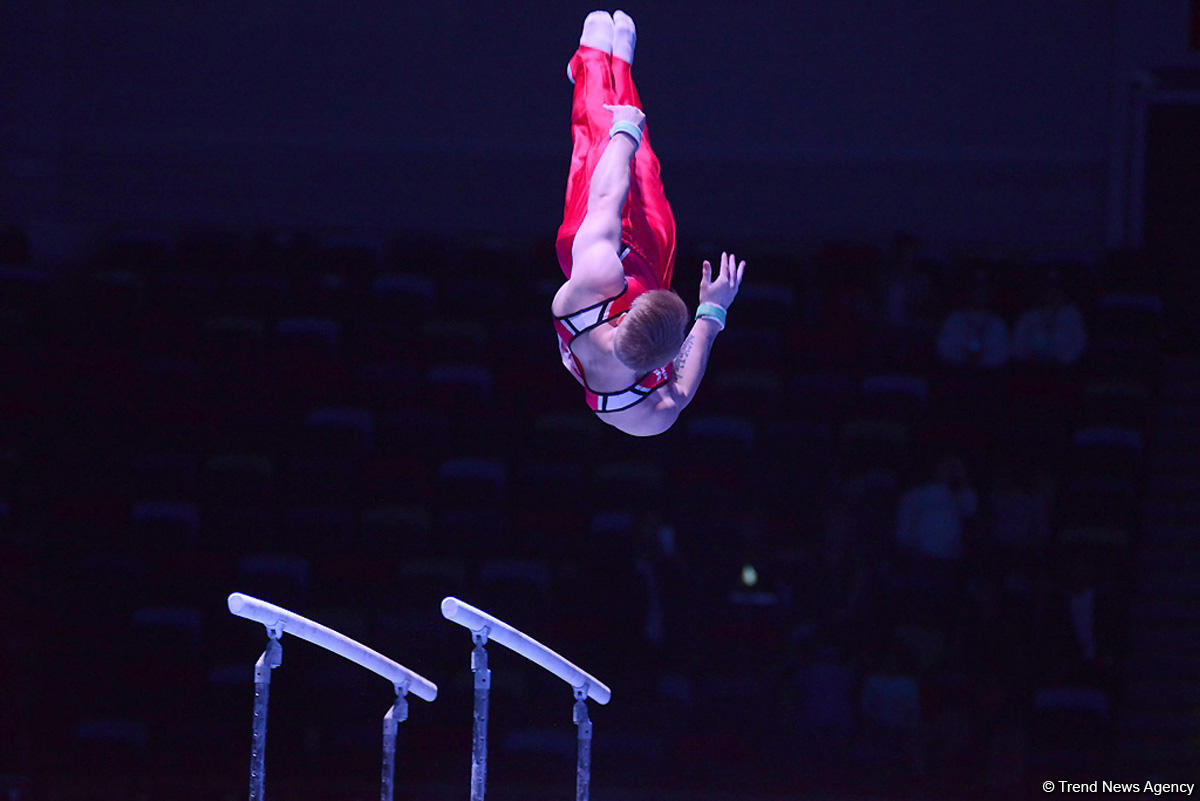 First day of FIG World Cup kicks off in Baku (PHOTO) - Gallery Image