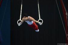 Третий день соревнований Кубка мира по спортивной гимнастике в Баку (ФОТОРЕПОРТАЖ) - Gallery Thumbnail