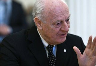 De Mistura may form Syrian Constitutional Commission before resignation