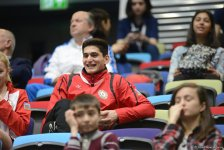 Last day of FIG World Cup in artistic gymnastics kicks off in Baku (PHOTO) - Gallery Thumbnail