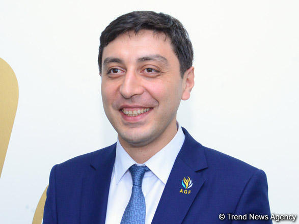 Gaibov: Azerbaijan Gymnastics Federation's experience used in other countries