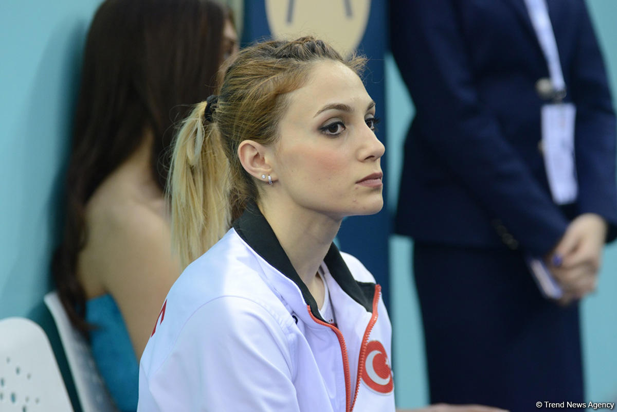 Last day of FIG World Cup in artistic gymnastics kicks off in Baku (PHOTO) - Gallery Image