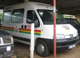 Восемь футболистов молодежной команды погибли после падения автобуса в реку в Гане